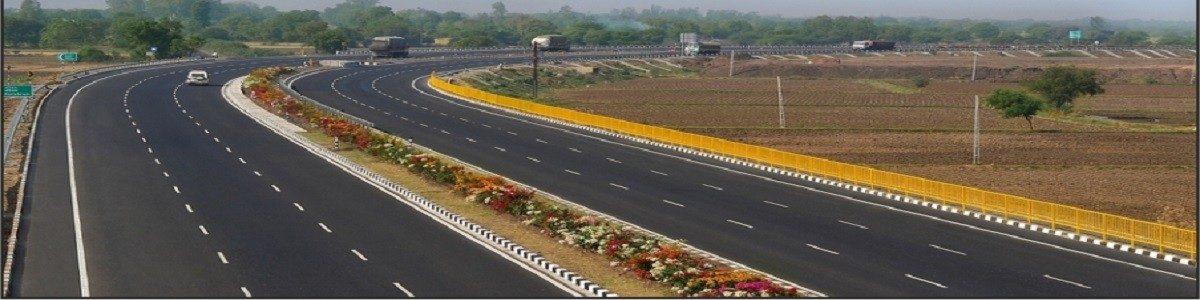6 lane Road